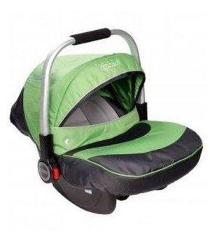 Автокресло Coneco Pioneer Alu 04 (зеленый)