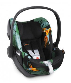 Автокресло Cybex Cloud Q Birds of Paradise