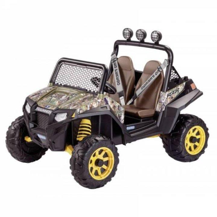 Электромобиль Peg Perego Polaris Ranger RZR900 Camouflage New IGOD 0076 2015