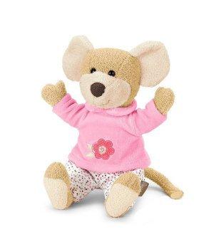Мягкая игрушка-погремушка Sterntaler Мышка