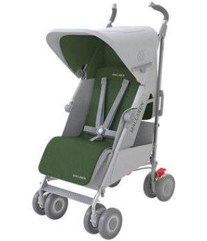 Прогулочная коляска Maclaren Techno XLR Silver / Highland Green 2016
