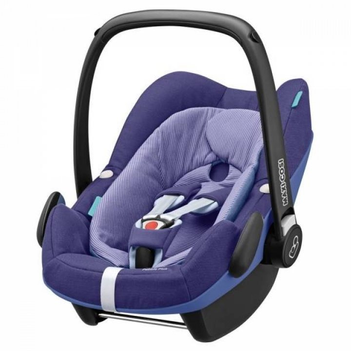 Автокресло Maxi Cosi Pebble Plus River Blue