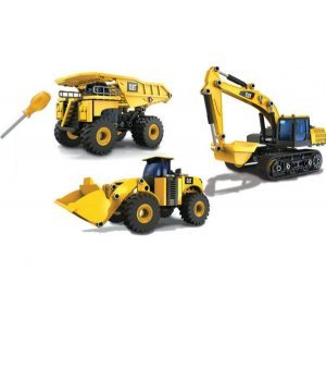 Детский конструктор Toy State Multi Machines 272 эл.