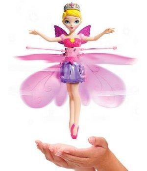 Игрушка для девочки Spin Master Flying Fairy Волшебная летающая фея Принцесса