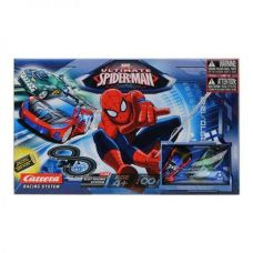 Гоночная трасса Carrera Ultimate Spider-Man 95 х 47 см, 2.4 м