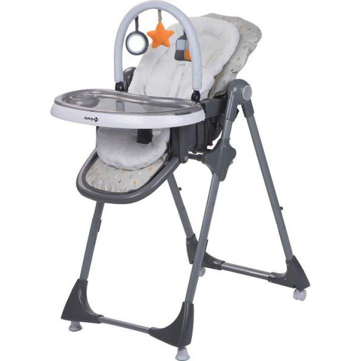 Стульчик для кормления Safety 1st KIWI 3 в 1 Warm Gray