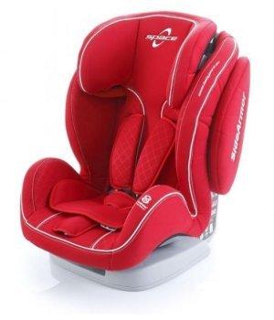 Автокресло Baby Point SPACE 02 (красный)