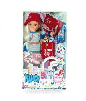 Кукла Nancy Famosa Путешествуя по миру - Лондон
