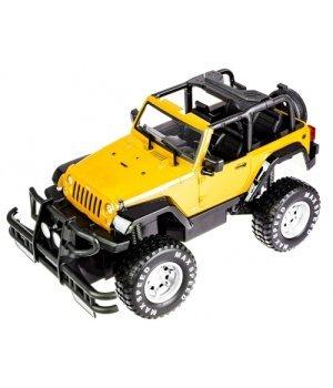 Автомобиль на радиоуправлении MZ  Jeep Rubicon, 1:9 желтый