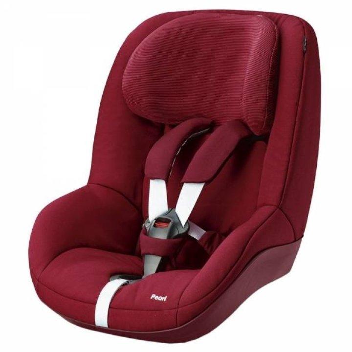 Автокресло Maxi Cosi Pearl Robin Red