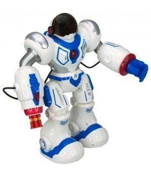 Интерактивный робот Xtrem Bots Blue Rocket Штурмовик (XT30039)