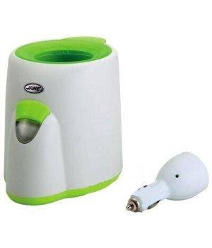 Подогреватель детского питания Jane Ultra Fast Bottle Warmer Бело-зеленый