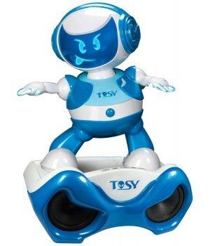 Интерактивный робот Robotics Discorobo Лукас-диджей (танцует, рус. язык) TOSY