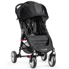 Прогулочная коляска Baby Jogger City Mini 4 Wheel 2014 BLACK/GRAY