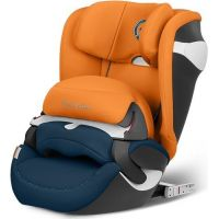 Автокресло Cybex Juno M-Fix Tropical Blue navy blue 2019