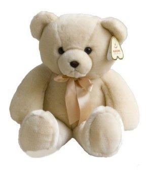 Мягкая игрушка Aurora Медведь 56 см бежевый