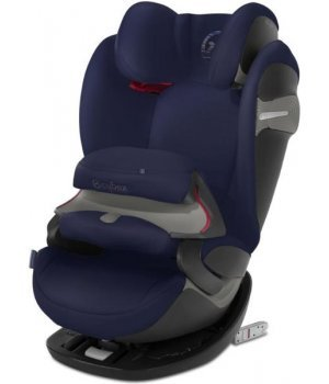 Автокресло Cybex Pallas S-Fix Denim Blue-blue 2018