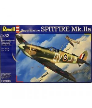 Истребитель Spitfire Mk II;1:32, Revell