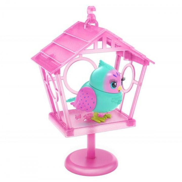 Говорливая птичка LittleLive Пиппа Пипс со скворечником
