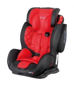 Автокресло Coletto Sportivo Only red