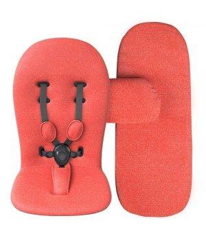Комплект для коляски Mima Coral Red (S103CR)