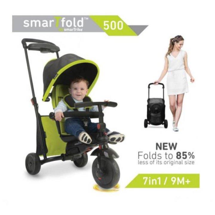 Smart Trike Велосипед SmarTfold 500 7 в 1 Зеленый