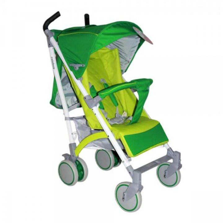 Прогулочная коляска трость Babyhit Rainbow (D200) Green