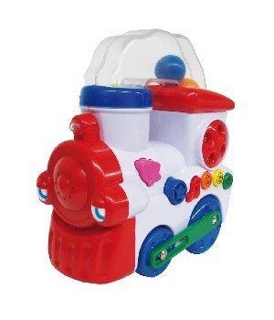Музыкальная игрушка «Паровозик с шариками» Navystar