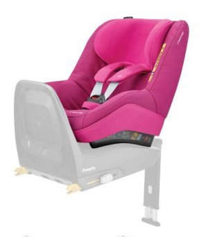 Автокресло Maxi Cosi 2way Pearl Frequency Pink 2018