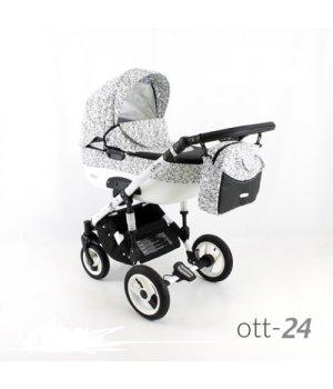 Коляска 3 в 1 ADBOR OTTIS OTT-24