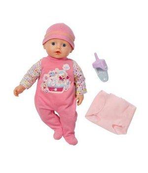Кукла Zapf Mу Little Baby Born Первое купание 32см с аксессуарами
