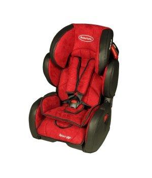 Автокресло Baby Safe Sport VIP red