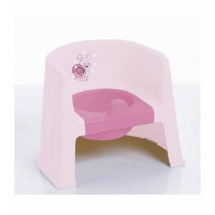 Горшок Geoby P800 Pink (Розовый)