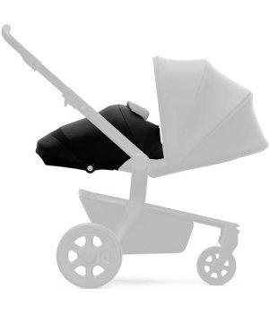 Joolz кокон для новорожденного к коляске Hub Noir