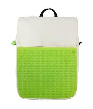 Рюкзак детский Upixel Fliplid Бело-Зеленый