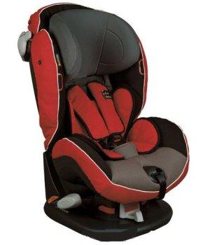 Автокресло BeSafe iZi Comfort X3 red/grey