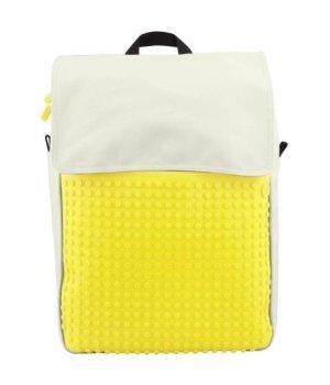 Рюкзак детский Upixel Fliplid Бело-Желтый