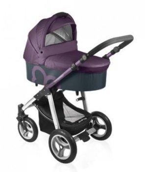 Универсальная коляска 2 в 1 Baby Design Lupo 06