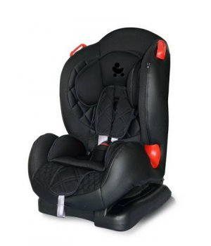 Автокресло Bertoni F-1 black leather