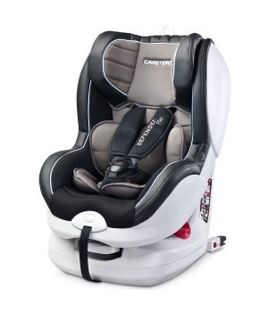 Автокресло Caretero Defender Plus Isofix Graphite