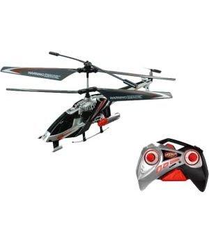 Вертолет на ИК-управлении Auldey PHANTOM DEFENDER 20 см с гироскопом 3-канальный серебристый
