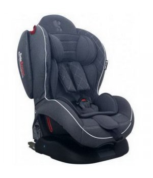 Автокресло Bertoni ARTHUR ISOFIX (0-25кг) Grey Leather