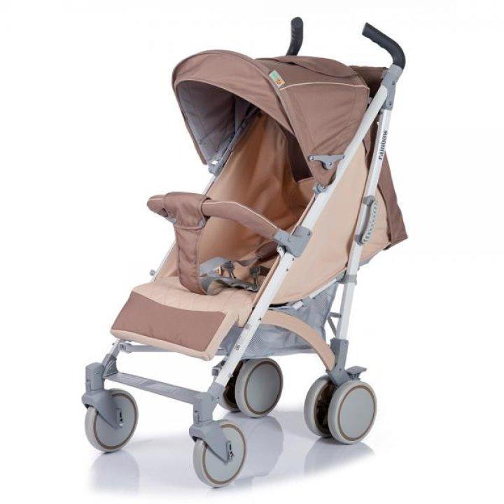 Прогулочная коляска трость Babyhit Rainbow (D200) Beige