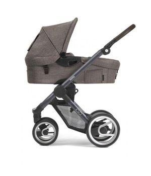 Классическая коляска Mutsy EVO Farmer Earth / Dark Grey Brown