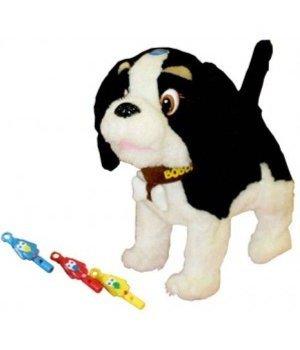 Интерактивный щенок Bobby со свистками