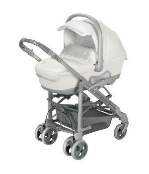 Универсальная коляска 3 в 1 Neonato Synchro Diamond T993