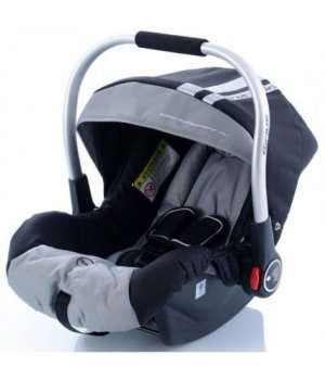 Автокресло Baby Point SIRIUS 05 (черный)