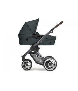 Классическая коляска Mutsy EVO Farmer Emerald Green / Dark Grey Brown
