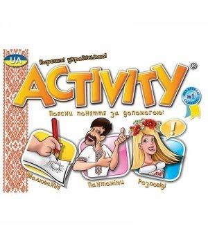 Настольная игра Piatnik Activity (украинская версия)