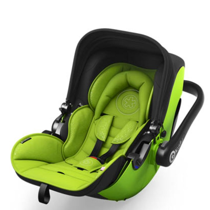 Автокресло Kiddy Evolution Pro 2 Lime Green 2017